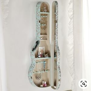 ISO Pottery Barn PBTeen Guitar Jewelry Case